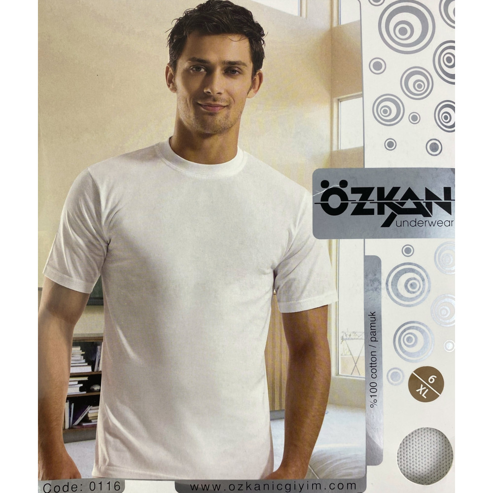 Мужская футболка 0116 Ozkan
