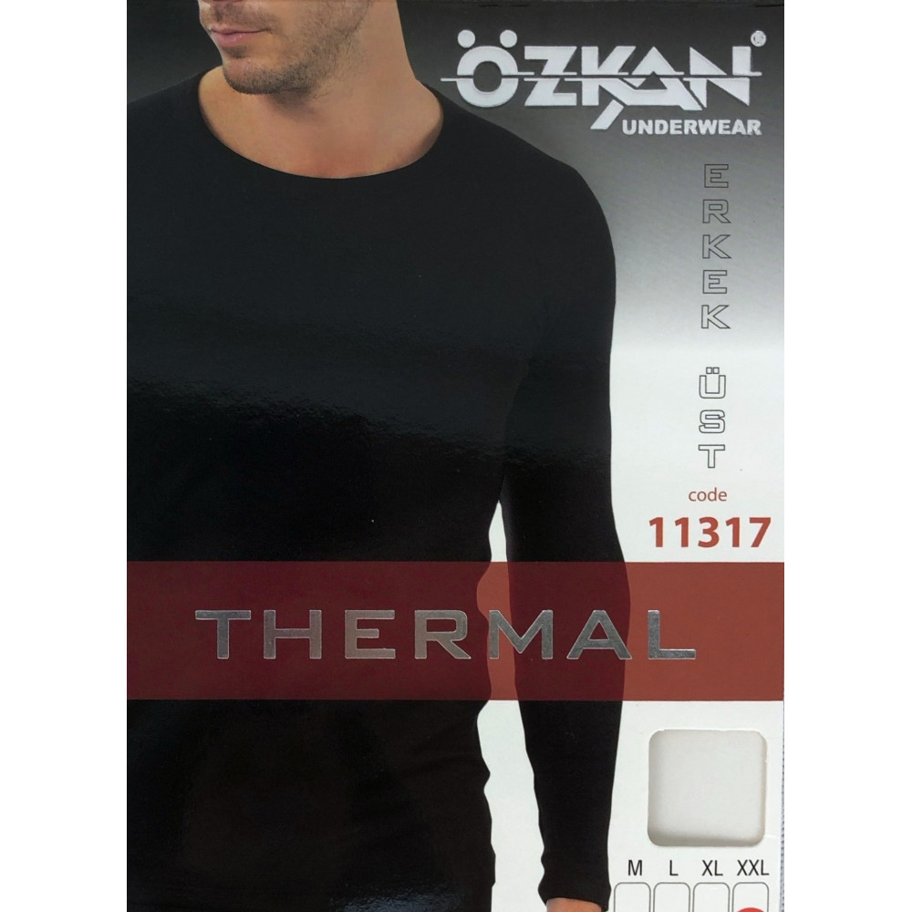Мужская термокофта 11317 Ozkan