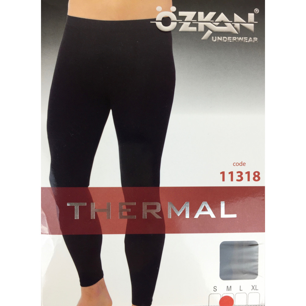 Мужские  термолосины 11318 Ozkan