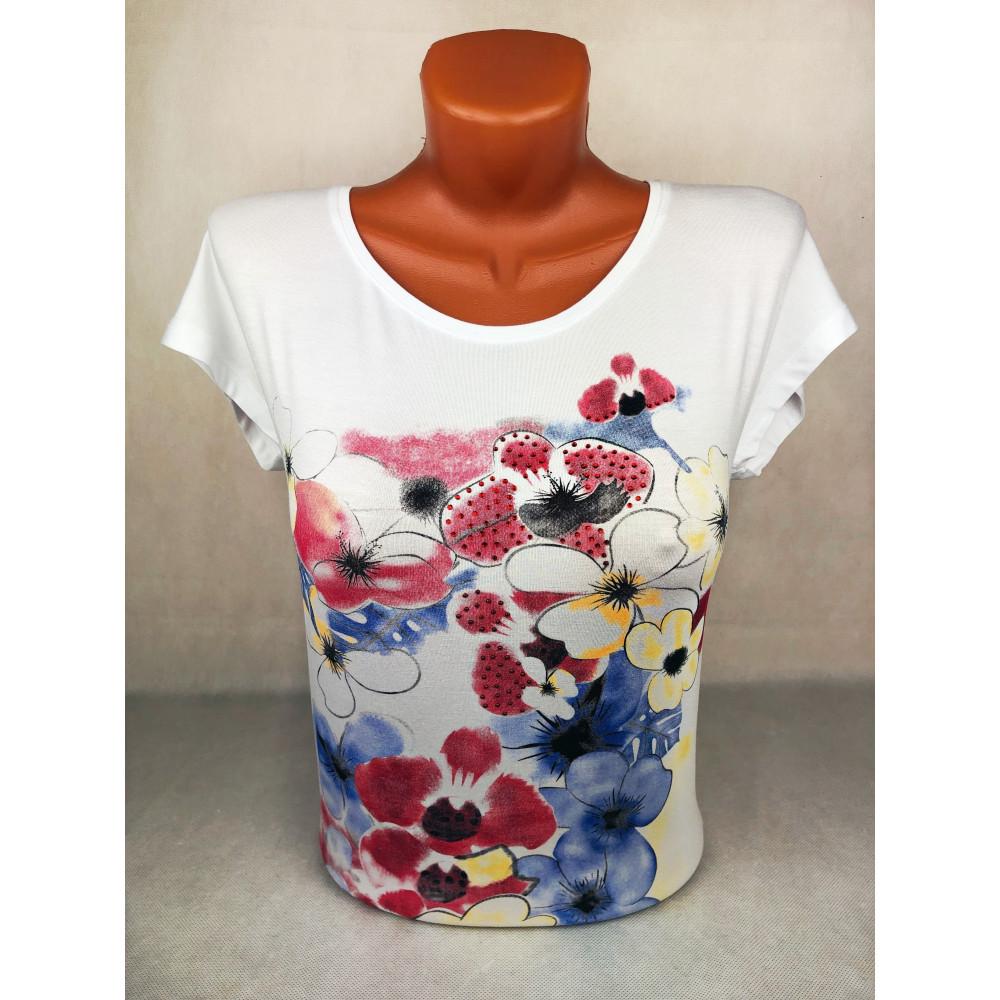 Женская футболка 21134 Ozkan