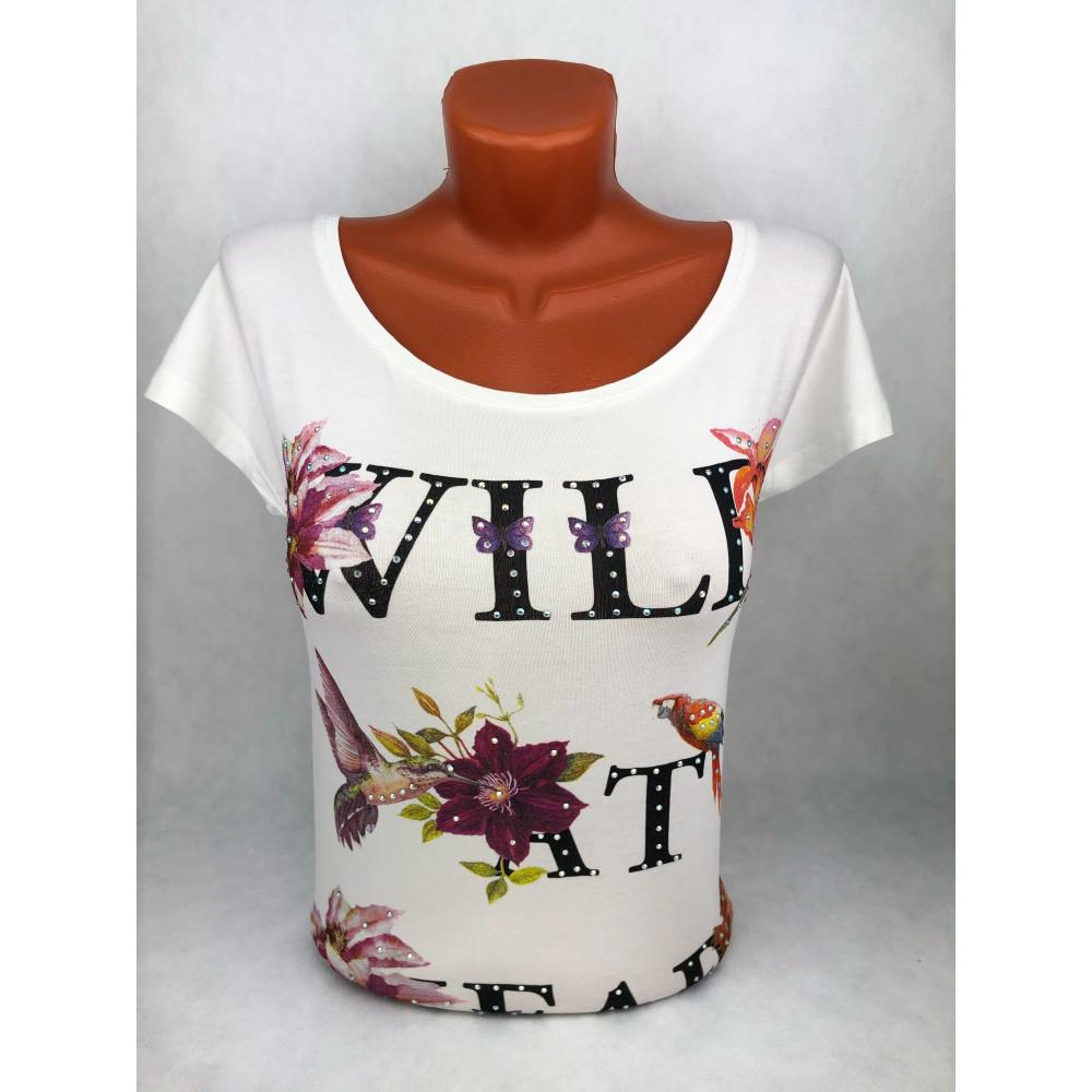Женская футболка 21722 Ozkan