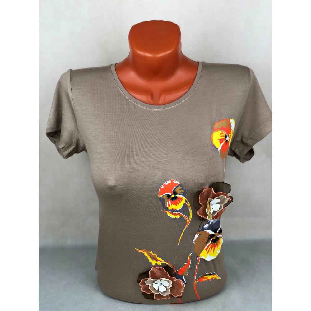 Женская футболка 21725 Ozkan