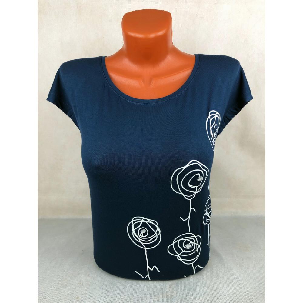 Женская футболка 21734 Ozkan