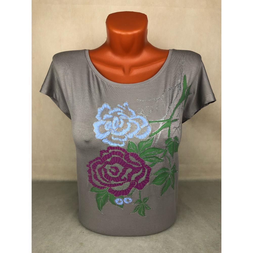Женская футболка 22422 Ozkan