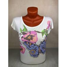 Женская футболка 22440 Ozkan