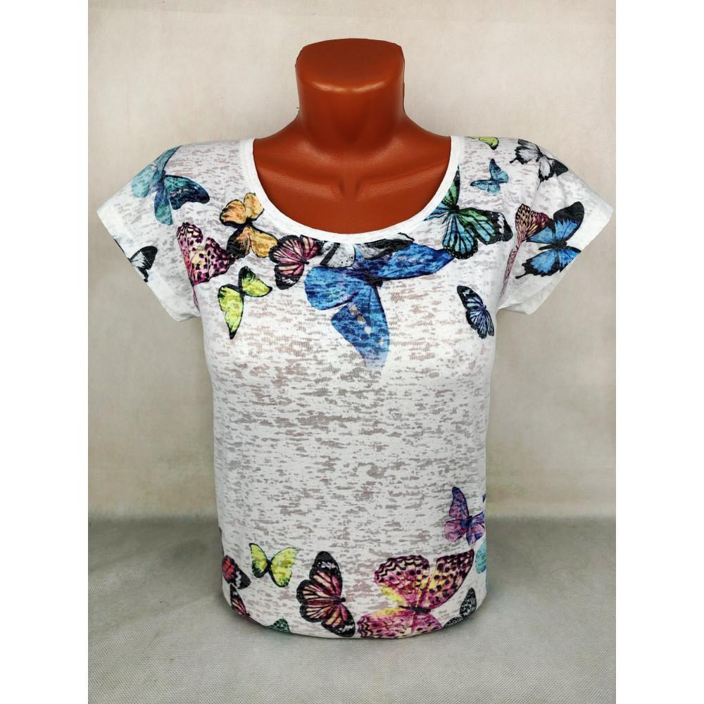 Женская футболка 23190 Ozkan