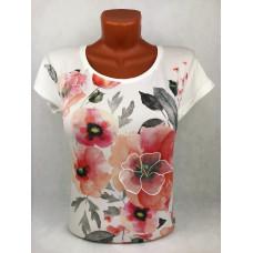 Женская футболка 23192 Ozkan