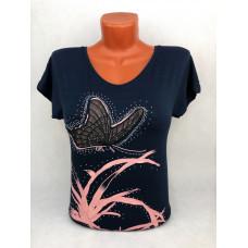 Женская футболка 23208 Ozkan