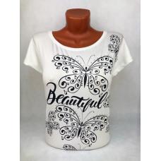Женская футболка 23255 Ozkan