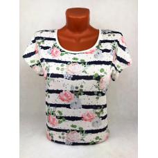 Женская футболка 23548 Ozkan
