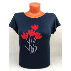 Женская футболка 23614 Ozkan