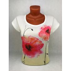 Женская футболка 23618 Ozkan