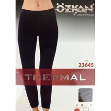Женская термолосины 23645 Ozkan