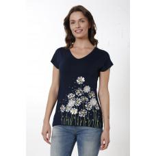 Женская футболка 23718 Ozkan