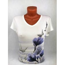 Женская футболка 24893 Ozkan