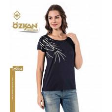 Женская футболка 25064 Ozkan