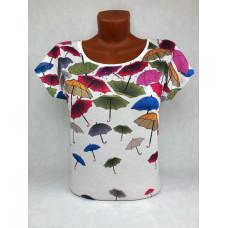 Женская футболка 25511 Ozkan