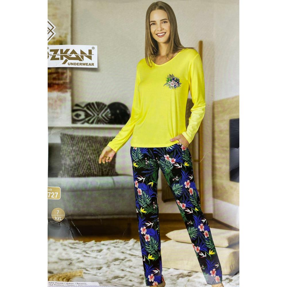 Женский комплект для дома и отдыха 25727 Ozkan