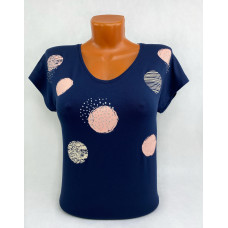Женская футболка 25862 Ozkan