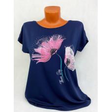 Женская футболка 25865 Ozkan