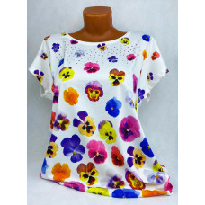 Женская футболка 25909 Ozkan