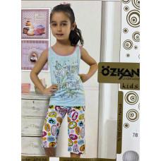 Детский трикотаж для девочек 40526 Ozkan