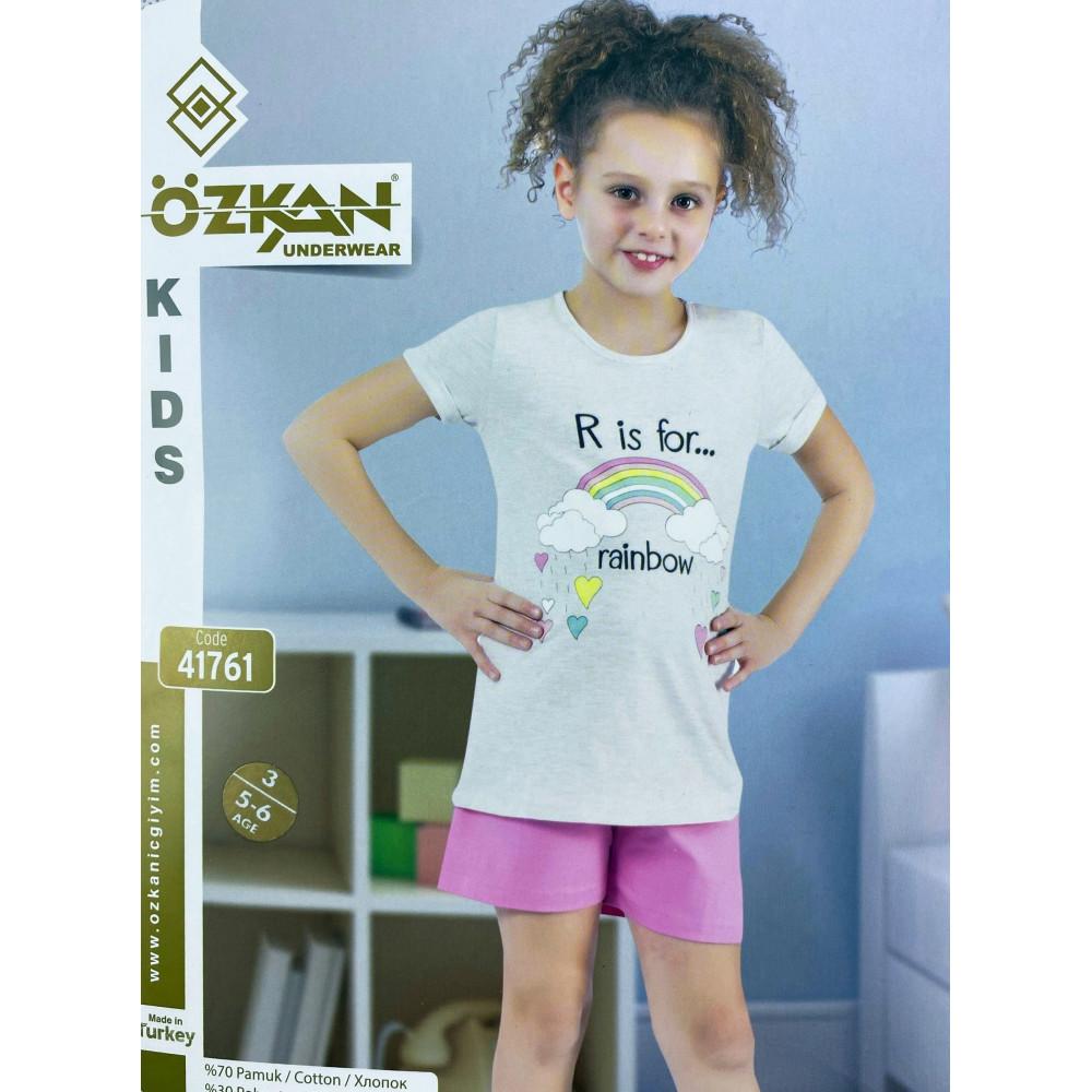 Детский трикотаж для девочек 41761 Ozkan