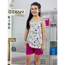 Детский трикотаж для девочек 41776 Ozkan